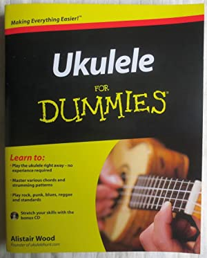 Ukulele For Dummies + CD