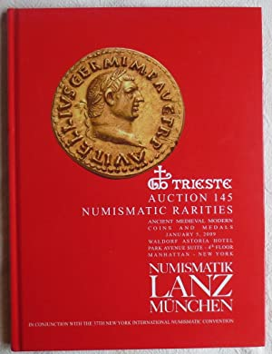 Trieste Auction 145 - Numismatic Rarities. Ancient Medieval Modern Coins and Medals - January 5, ...