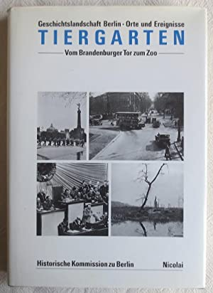 Geschichtslandschaft Berlin, Orte und Ereignisse Bd. 2.,: Bräutigam, Helmut ;