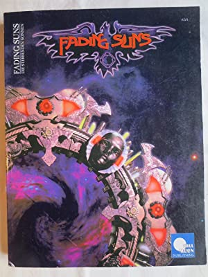 Fading Suns Die sterbenden Sonnen 1 : Science- Fiction- Rollenspiel