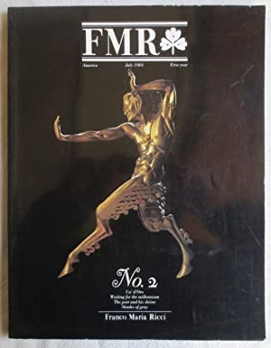 FMR The Magazine of Franco Maria Ricci; American Edition: No. 2; July, 1984