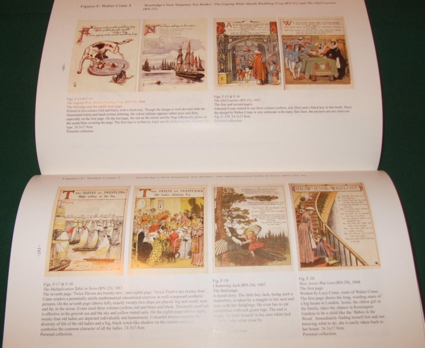 A History Of Victorian Popular Picture Books The Aesthetic