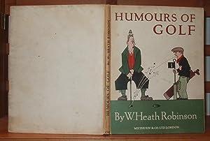 Humours of Golf: Robinson W. Heath