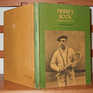 Pierre's Book the Game of Court Tennis