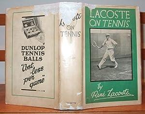 Lacoste on Tennis: Lacoste Rene