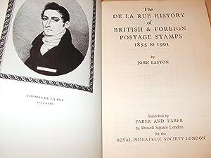 The De La Rue History of British: Easton John