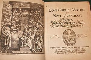 Icones biblicae Veteris et Novi Testamenti. Figuren: Kusel, Melchior.