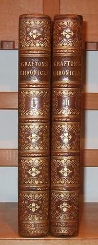 Grafton's chronicle, or, History of England. To: Grafton Richard