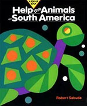 Help the Animals of South America (SIGNED): Sabuda, Robert