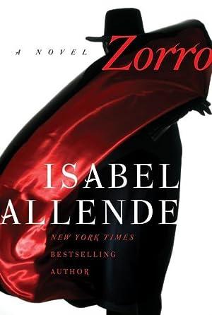 Zorro (SIGNED): Allende, Isabel