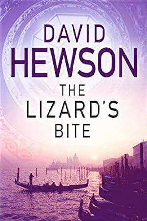 The Lizard's Bite (SIGNED): Hewson, David