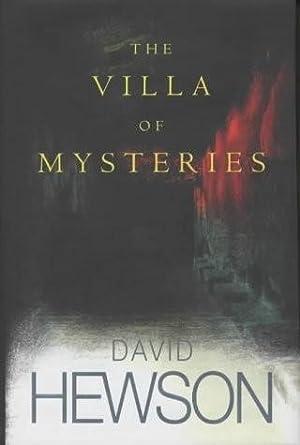 The Villa of Mysteries (SIGNED): Hewson, David