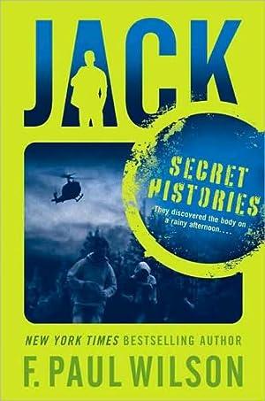 Jack: Secret Histories (Repairman Jack) SIGNED: Wilson, F. Paul
