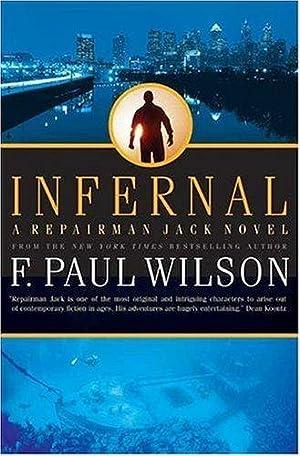 Infernal (Repairman Jack) (SIGNED): Wilson, F. Paul