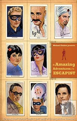 Michael Chabon Presents.The Amazing Adventures of the Escapist Vol.2 (SIGNED): Chabon, Michael