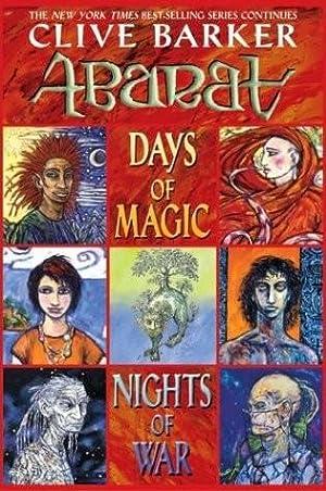 Abarat: Days of Magic, Nights of War: Barker, Clive