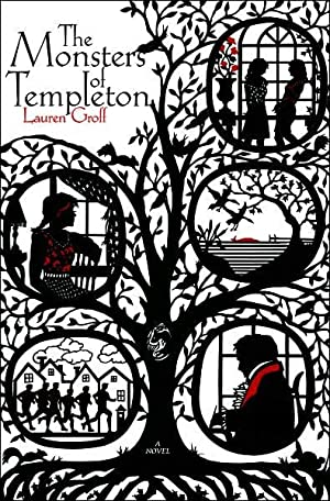 The Monsters of Templeton (SIGNED): Groff, Lauren