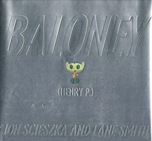 Baloney (Henry P.) (SIGNED): Scieszka, Jon