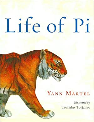 Life of Pi, Deluxe Illustrated Edition (SIGNED): Martel, Yann