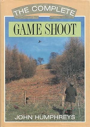 The Complete Game Shoot: Humphreys, John