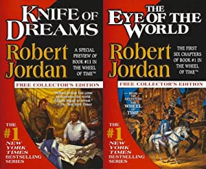 The Eye of the World/Knife of Dreams: Jordan, Robert