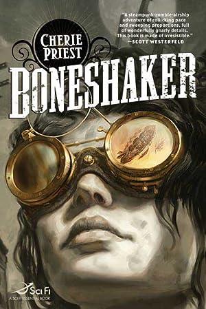 Boneshaker (The Clockwork Century): Priest, Cherie