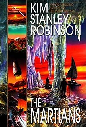 The Martians (SIGNED): Robinson, Kim Stanley