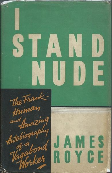 I Stand Nude James Royce