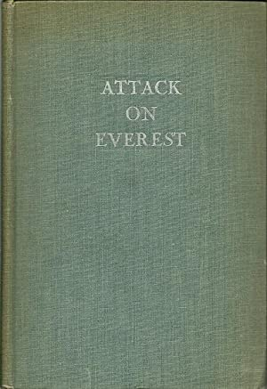 Attack on Everest: Hugh Ruttlredge