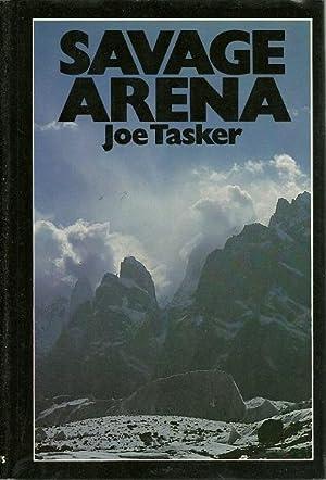 Savage Arena: Tasker, Joe