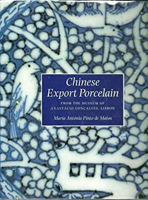 Chinese Export Porcelain: From the Museum of Anastacio Goncalves, Lisbon