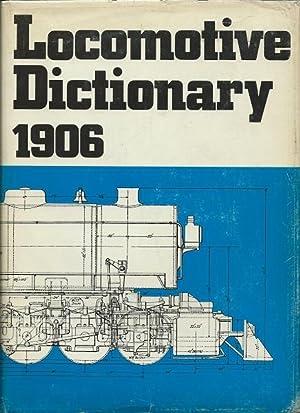 Locomotive Dictionary 1906