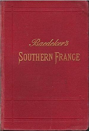 Baedeker's Southern France Including Corsica