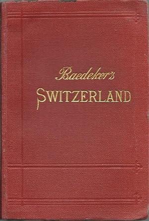 Baedeker's Switzerland