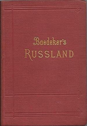 Baedeker's Russland: Karl Baedeker