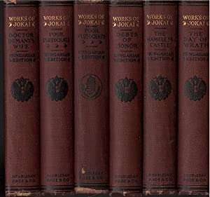 The Works of Jokai 6 Vols.: Marus Jokai