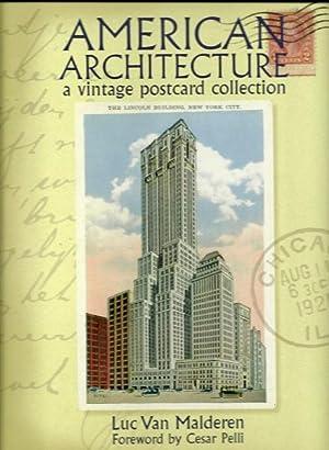 American Architecture: A Vintage Postcard Collection: Vanmalderen, L.
