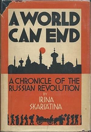 A World Can End: Irina Skariatina
