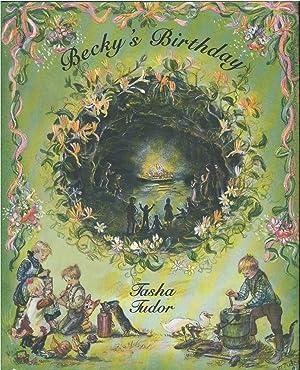 Becky's Christmas: Tasha Tudor