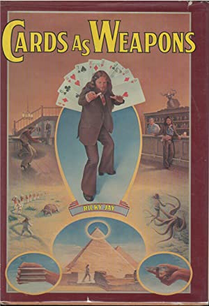 Cards as Weapons: Ricky Jay