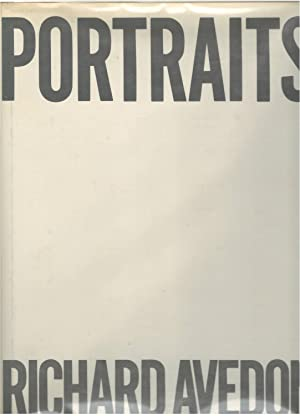 Portraits: Richard Avedon