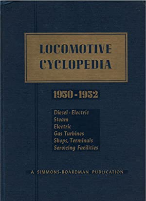1950-1952 Locomotive Cyclopedia of American Practice: C.B. Peck