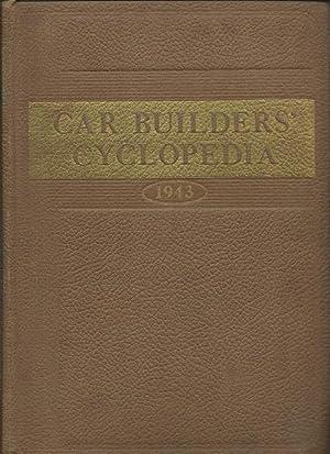 1943 Car Builders' Cyclopedia: Roy Wright Ed.