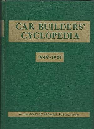 Car builders' Cyclopedia 1949-1951: C.B. Peck