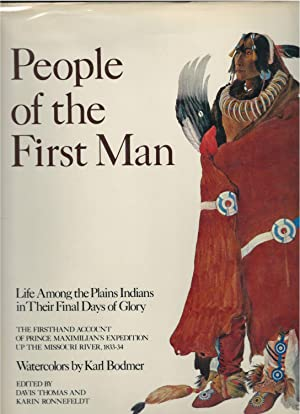 People of the First Man: Ed. By Davis Thoma