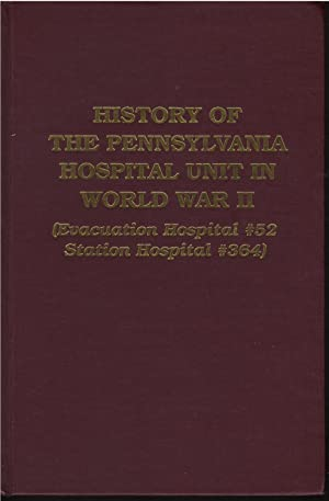 History of the Pennsylvania Hospital Unit in