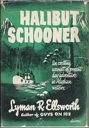 Halibut Schooner: Lyman R. Ellsworth