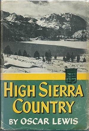 High Sierra Country: Oscar Lewis