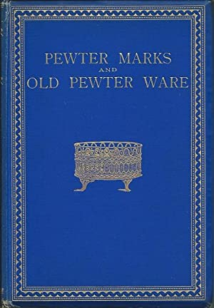 Pewter Marks And Old Pewter Ware: Christopher Markham