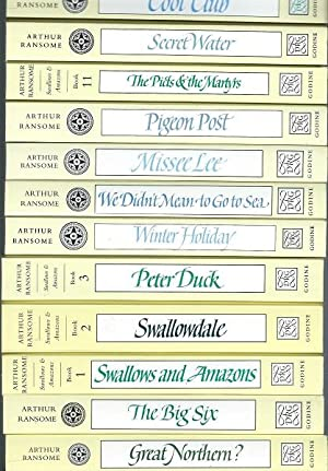 12 Titles: Arthur Ransome
